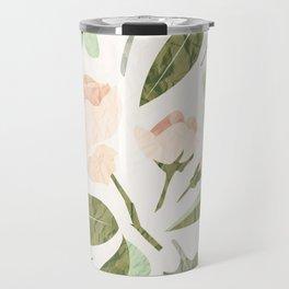 Floral mood Travel Mug