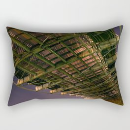 Roebling's Otherside Rectangular Pillow