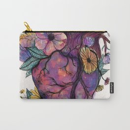 BULLETPROOF HEART Carry-All Pouch