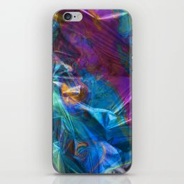 Iridescent iPhone Skin