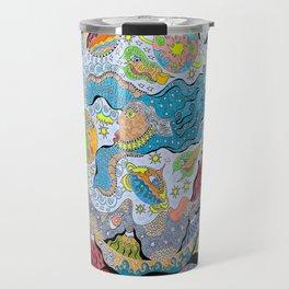 Supersonic Angel Mermaids Travel Mug