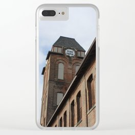Penn Paper Warehouse Clear iPhone Case