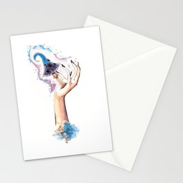 Witches Curse Stationery Cards