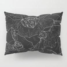 Bat Attack Pillow Sham