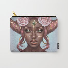 Taurus - The Star Sign Carry-All Pouch