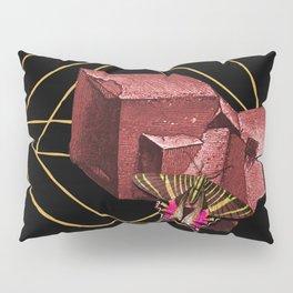 Pyrite Butterfly Pillow Sham