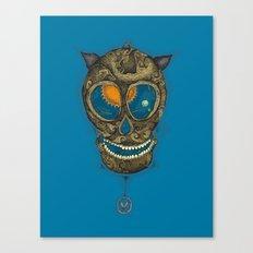 the pendulum Canvas Print