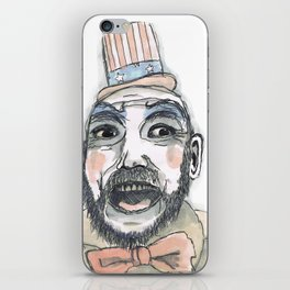 buffoon iPhone Skin