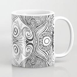 Bejeweled Lines Coffee Mug