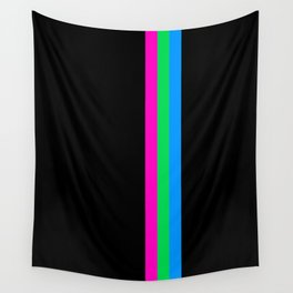 Polysexuality in Shapes Wall Tapestry