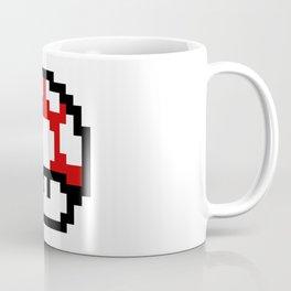 Mario Shroom Coffee Mug