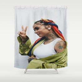 Kehlani 27 Shower Curtain