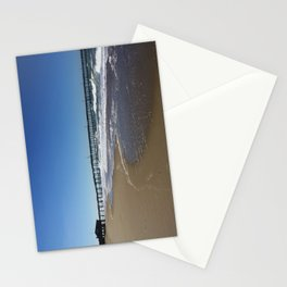 Pier at Nag's Head Stationery Cards