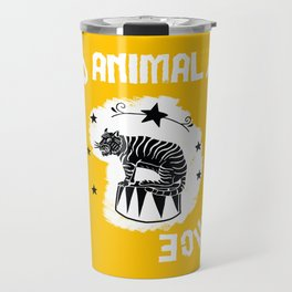 Say NO to Animal Performance – Tiger Travel Mug