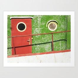 the doors #2 Art Print