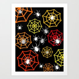 Creepy Crawlers Art Print