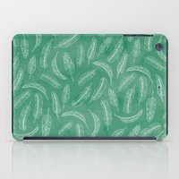 banana leaf iPad Cases featuring Banana Leaf by Make-Ready