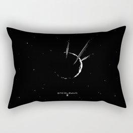 ENCELADUS Rectangular Pillow