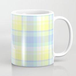 Spring Plaid 9 Coffee Mug