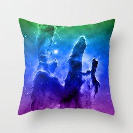 Eagle Nebula MC Throw Pillow