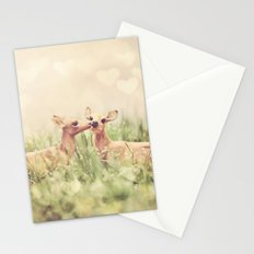 Let's Meet in the Middle Stationery Cards