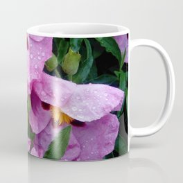 Purple flowers 4 Coffee Mug