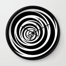 Spinnin Round Wall Clock