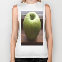 Apple In The Window Biker Tank