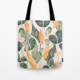 Lush Lily - Autumn Tote Bag