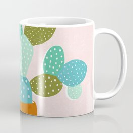 modern cacti Coffee Mug