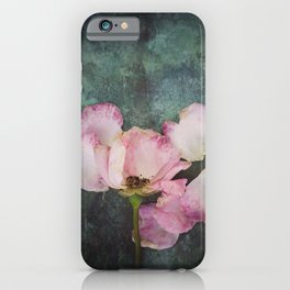 Wilted Rose II iPhone Case