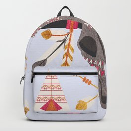 Boho Golden Child Backpack