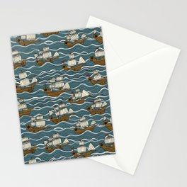 Nautical but nice. Stationery Cards