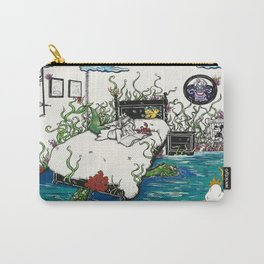 Books Coming to Life: The Little Mermaid Carry-All Pouch