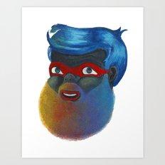 bobster Art Print