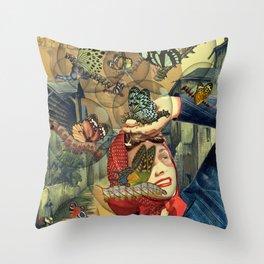 BETTERFLIES Throw Pillow