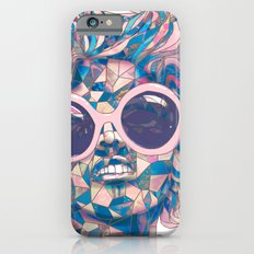 Pastel Light Four Eyes iPhone 6s Slim Case