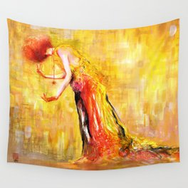 Rags to riches 2 Wall Tapestry
