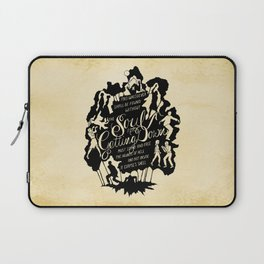 Thriller Laptop Sleeve