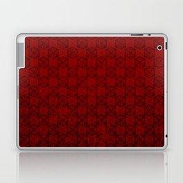D20 Abyssal Crit Pattern Premium Laptop & iPad Skin