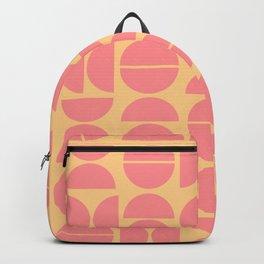 Burano in Peach Backpack