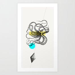 NORWOOD // Octopus Art Print
