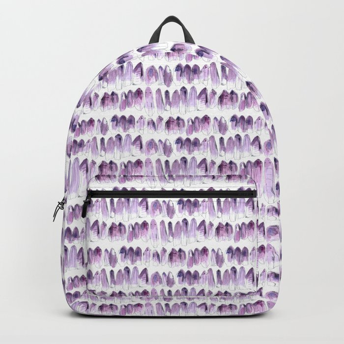 Amethyst - February Backpack