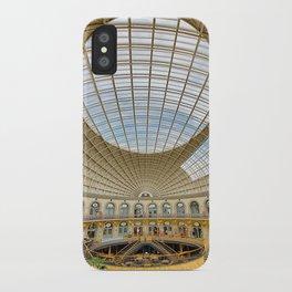 The Corn Exchange Interior iPhone Case