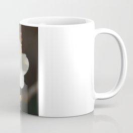 Small White Foursome Coffee Mug