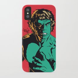 See Me Angry iPhone Case