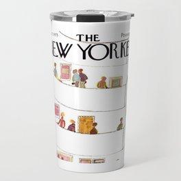The New Yorker - 03/1975 Travel Mug