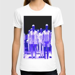 When Mannequins Attack T-shirt