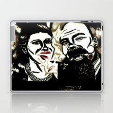Mad Love Laptop & iPad Skin