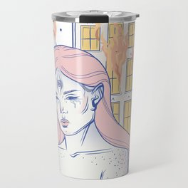Break Up During the Day Travel Mug